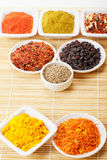 Spicy geometry Royalty Free Stock Photos