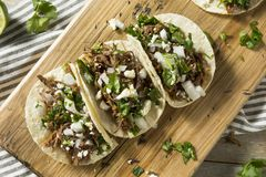 Free Spicy Homemade Beef Barbacoa Tacos Royalty Free Stock Photography - 116963337
