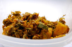 Spicy indian curry Royalty Free Stock Images