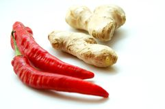 Spicy Ingredients 2 Stock Images