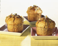 Spicy muffins Royalty Free Stock Photography