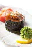 Spicy Mushrooms Gunkan Stock Photos