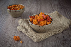 Free Spicy Nuts And Snacks Royalty Free Stock Photos - 28006398