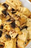 Spicy Oriental gourmet Stock Image