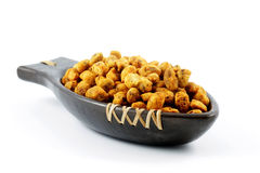 Spicy peanuts Stock Photography