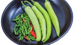 Spicy pepper Royalty Free Stock Photos