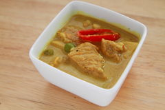 Spicy pork curry Stock Photography