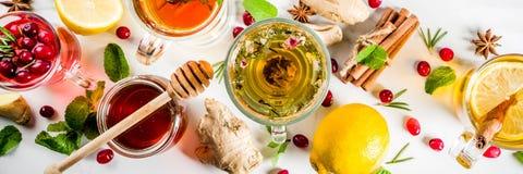 Spicy pumpkin tea royalty free stock image