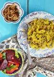 Spicy rice Stock Image