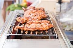 Spicy roast pork Royalty Free Stock Photos