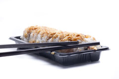 Spicy roll Royalty Free Stock Photography
