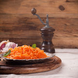 Spicy  salad Asian style Royalty Free Stock Photography