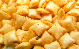 Spicy snack Stock Photos