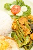 Spicy Thai Food Royalty Free Stock Photos