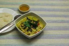 Spicy thai food Stock Photos
