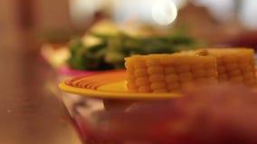 Spicy Thai foods Stock Photo