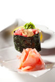 Spicy Tuna Gunkan Stock Images