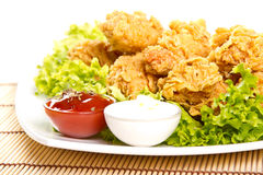 Spicy Wings Stock Image