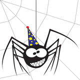 Spider-3 Royalty Free Stock Photography