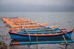 Spider boat. Boat Local at Bali , Indonesia , calling ' Spider boat Royalty Free Stock Image