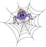Spider cartoon Royalty Free Stock Photos