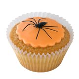 Spider Cupcake Stock Photo