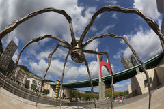 Spider - Guggenheim - Bilbao - Spain Stock Photos