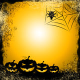 Spider Halloween Indicates Trick Or Treat And Celebration Royalty Free Stock Photo