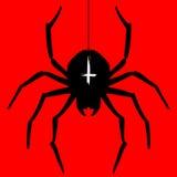 Spider illustration Stock Image