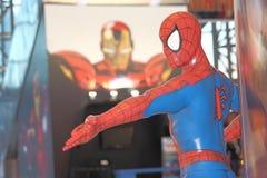 Spider-Man Arkivfoto