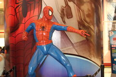Spider-Man Royalty Free Stock Photo