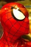 Spider Man Head Parts Stock Photos