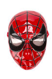 Spider Man mask Royalty Free Stock Photography