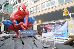 Spider Man Stock Image