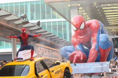 Spider Man Stock Images