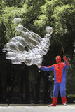 Spider-man Stock Photography