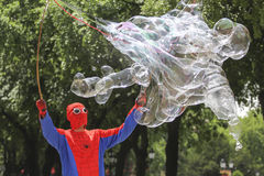 Spider-man Royalty Free Stock Images
