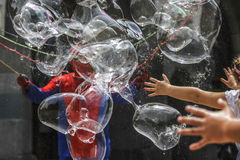 Spider-man Royalty Free Stock Image