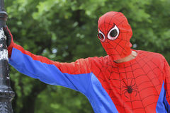 Spider-man Stock Photos