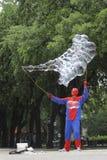 Spider-man Stock Image