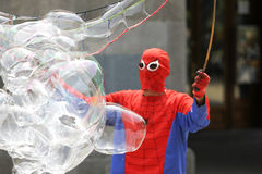 Spider-man Royalty Free Stock Photo
