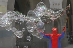 Spider-man Royalty Free Stock Photos