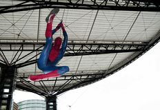 Spider-Man surpreendente Fotos de Stock