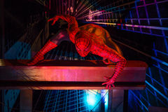 Spider Man Stock Photography