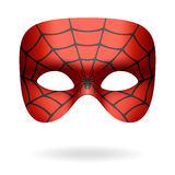 Spider mask vector illustration