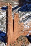 Spider Rock Royalty Free Stock Photo