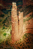 Spider Rock Royalty Free Stock Photography