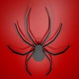 Spider symbol Stock Image