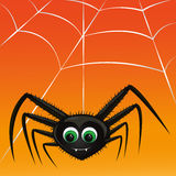 Spider vampire Stock Image