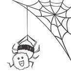 Spider_vector Stock Photos